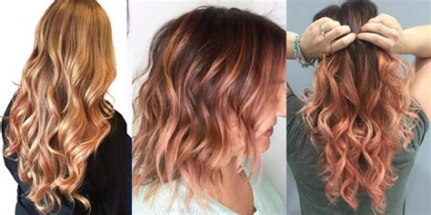 Obsessed Over This Platinum And Rose Gold Rooted Hair Of