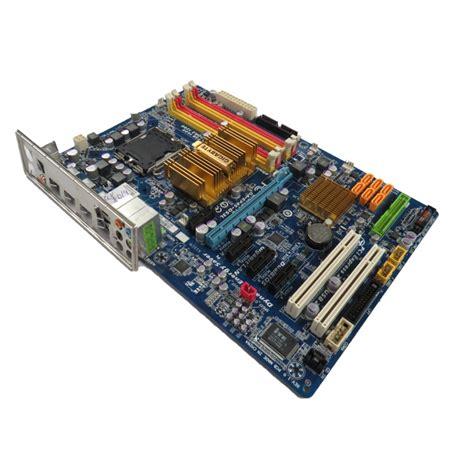 Gigabyte GA-EP45-DS3L REV 1.0 LGA775 Motherboard With BP ...