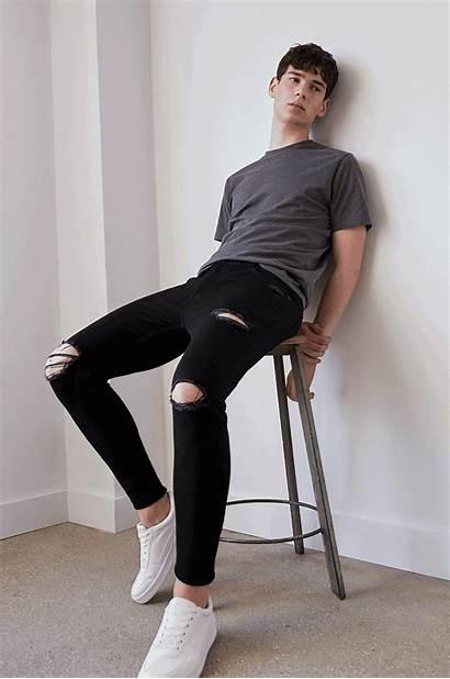 Jeans Primark Skinny Ripped