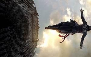 Assassin's Creed Aguilar De Nerha Jump wallpapers