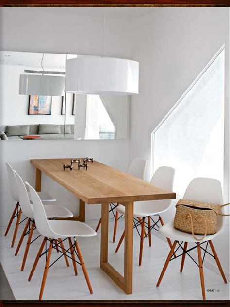chaise table à manger salle à manger et table en bois sur mesure chaises esprit