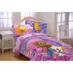 bubble guppies fun guppies reversible comforter walmart com