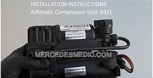 Air Suspension Compressor Installation Guide Diy How To