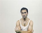 Portrait of Alex Dimitriades, National Portrait Gallery