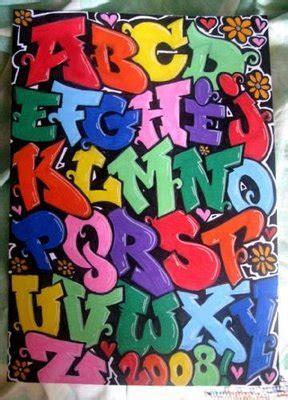 alfabeto graffiti  graffiti hall