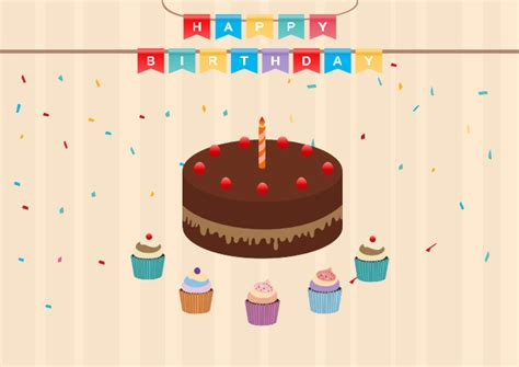 editable  printable birthday card templates