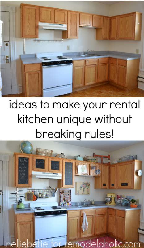 Get Fabulous Tips And Tricks To Making Your Rental Kitchen