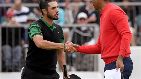Tiger Woods and US team rally to win Presidents Cup again ...