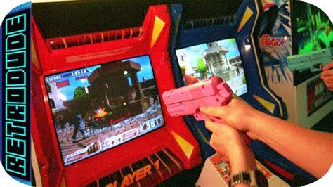 Top 10 Favourite Arcade Light Gun Games Youtube