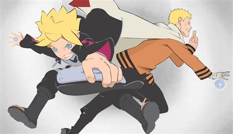 Boruto-vector By Niko2383 On Deviantart