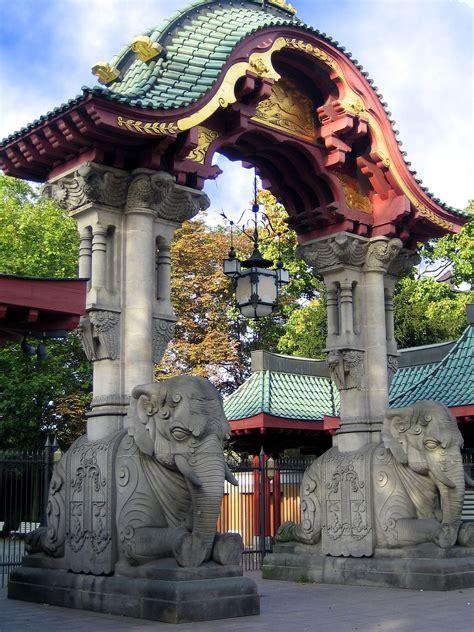 Elefantentor (zoologischer Garten Berlin) Wikipedia
