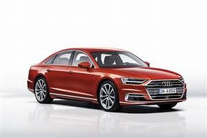 All-New, 2018 Audi A8 Arrives With New Design, Autonomous ...