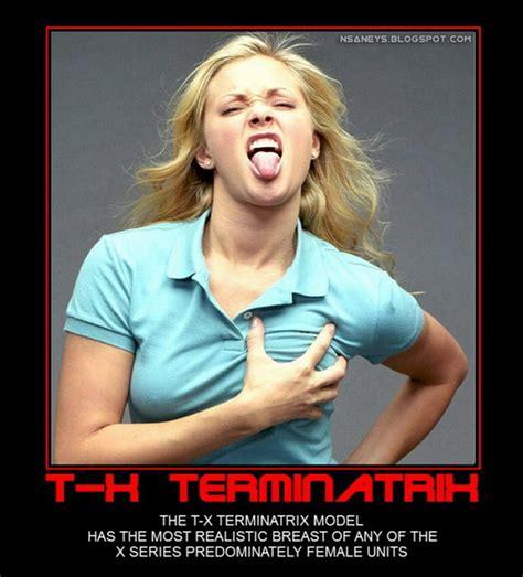 Nsaneyz Posters Ii Kristanna Loken T X Terminator 3