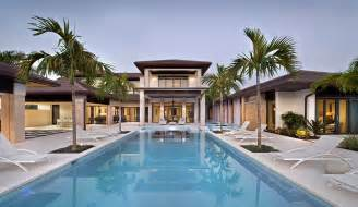 home design florida custom home in florida with swimming pool idesignarch interior design