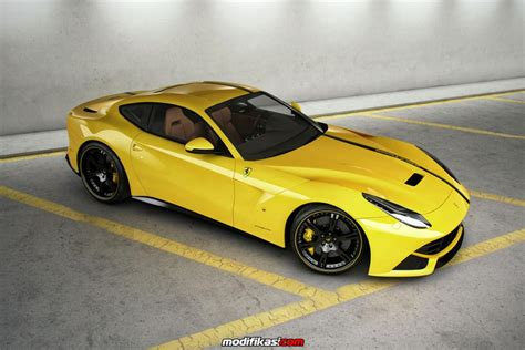 Modifikasi Mclaren 570s by F12 Berlinetta Jadi Mobil Dengan Desain Terbaik