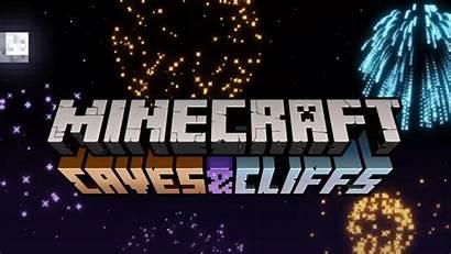Minecraft Caves Cliffs Update Pcgamesn Coming Major