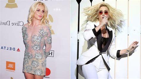 Grammy 2017: ¡Katy Perry se burló de Britney Spears ...