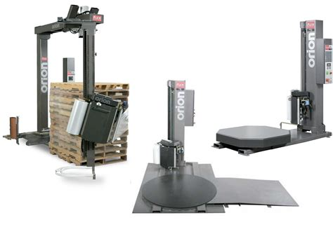 pallet wrapping machines equipment automatic stretch wrap machines cousinsorion stretch
