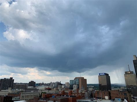 severe thunderstorm  issued    upstate ny