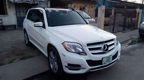 They are very good for people with low budget. Registered 2014 Mercedes Benz GLk 350 Available At 11m - Autos - Nigeria