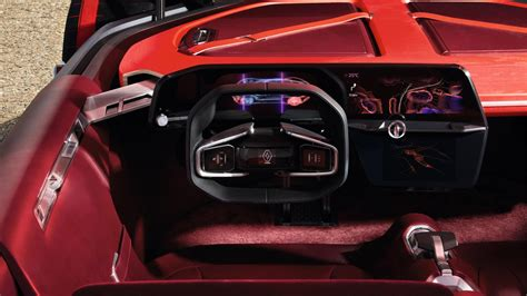 Renault Trezor Un Concept Car Pour Dessiner Lavenir Des