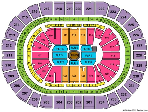 TSO Tickets - PPG Paints Arena Seating Chart - Baseball