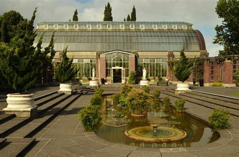 Panoramio  Photo Of Auckland Domain  Winter Gardens