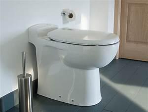 Installer Un Wc : comment poser un wc broyeur castorama ~ Melissatoandfro.com Idées de Décoration