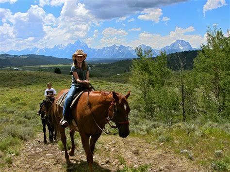 horseback riding jackson hole wyoming horses horsebackriding tours yellowstone