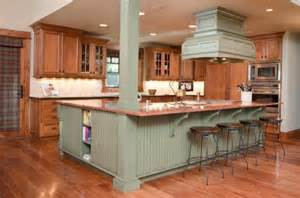 small kitchens with islands for seating green kitchen island 1kitchen
