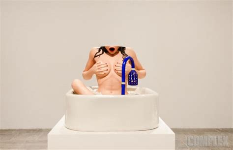 in tub jeff koons remembering that it s ok to jeff koons complex