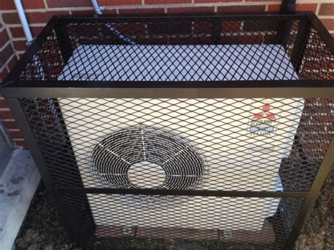 air conditioner security cage gallery  styles