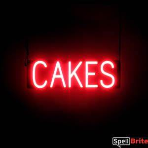 CAKES Signs