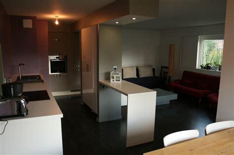 cuisine pour appartement bar pour appartement maison design wiblia com