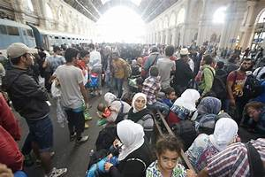 The Framing of Space in the European Refugee Crisis ...