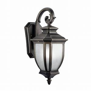 kichler 9040rz one light outdoor wall mount wall porch With outdoor wall lights bangalore