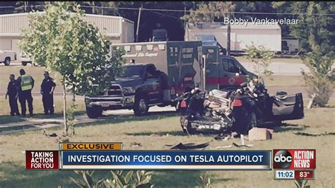 tesla     caused fatal model  crash gas
