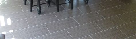 "12"" x 24"" Porcelain Tile Flooring (Running Bond Pattern)"