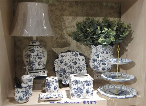 blue and white porcelain bathroom accessory ceramic jpg