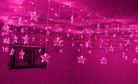 How To Put Up Led Lights In Room by 3 5m 100 Bulbs Pink Luminarias 16p Pearl Led String
