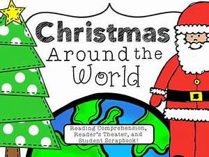 Christmas Around The World : christmas around the world reading comprehension scrapbook reader 39 s theater ~ Buech-reservation.com Haus und Dekorationen