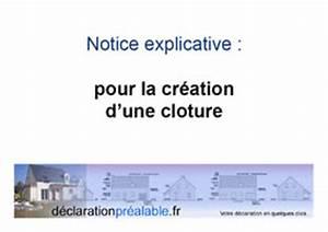 Exemple Déclaration Préalable Abri De Jardin : declaration prealable de travaux cloture plan de masse dp2 ~ Louise-bijoux.com Idées de Décoration