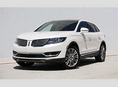 2017 Lincoln MKX 27T FWD Review Auto Car Update