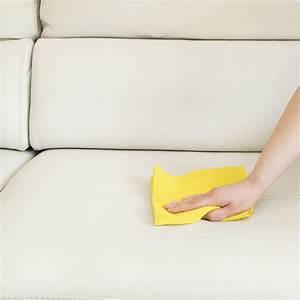 Comment Entretenir Un Canapé En Cuir : comment nettoyer un canap en cuir astuces et produits ~ Premium-room.com Idées de Décoration