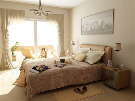Dormitorios Decorados En Colores Tierra  Dormitorios Con