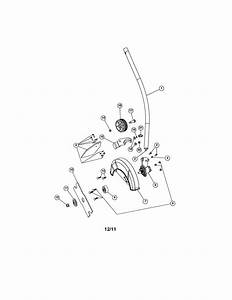 Craftsman 316792400 Line Trimmer Parts