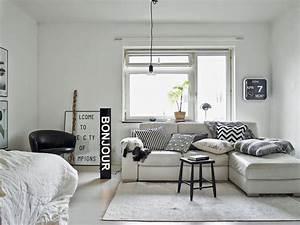 Salon Design Scandinave : d coration salon scandinave ~ Preciouscoupons.com Idées de Décoration