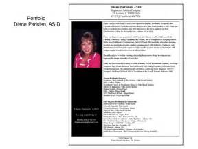 Visual Resume Templates Personal Bio Published Template Ppt Pdf