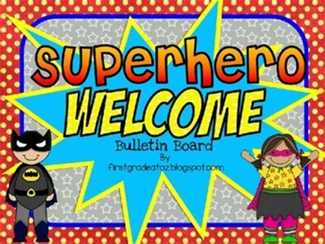 Z News How To Register Themed Welcome Bulletin Board By Grade A