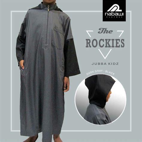 baju koko dan gamis baju gamis jubah anak laki laki nabawi the rockies murah